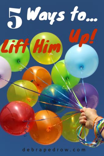 Praise God, Lift Him Up