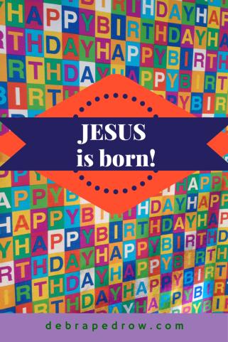 Jesus birth, THE STORY