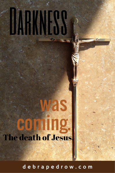 The death of Jesus.