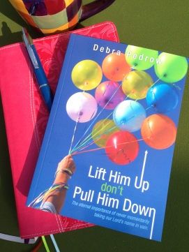 Lift Him Up Bible Study