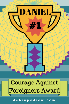 Courage Against Foreigners Award