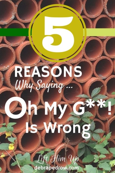 5 Reasons Oh My G**! is wrong
