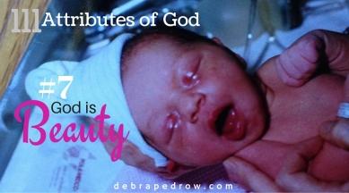 #7 God is Beauty