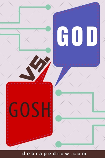 God vs. Gosh