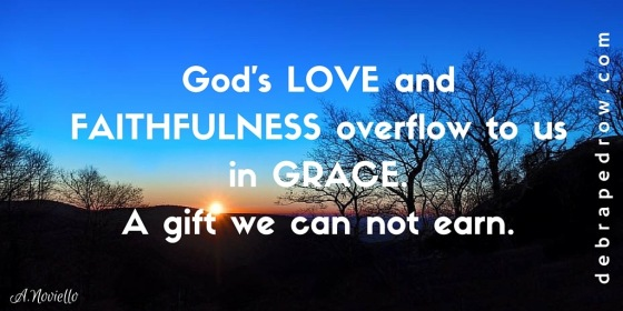 God's love and faithfulness