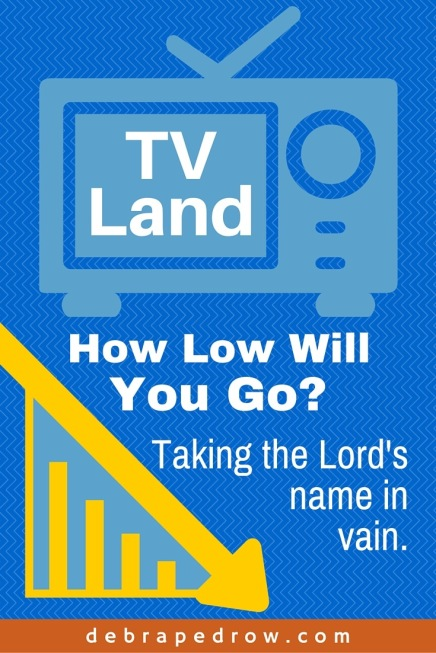 TV Land how low will you go?