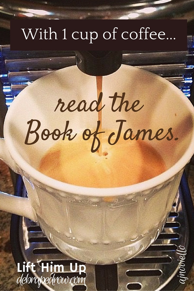 Read the Book of James