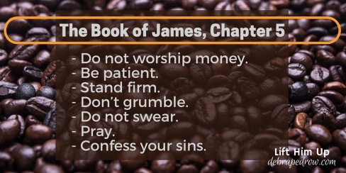Book of James chapter 5
