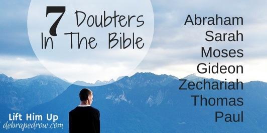 Abraham, Sarah, Moses