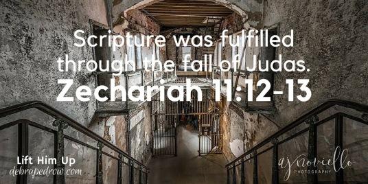 Zechariah 11:12-13