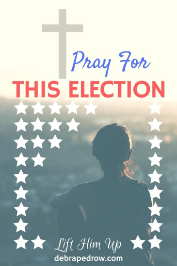Pray for this election
