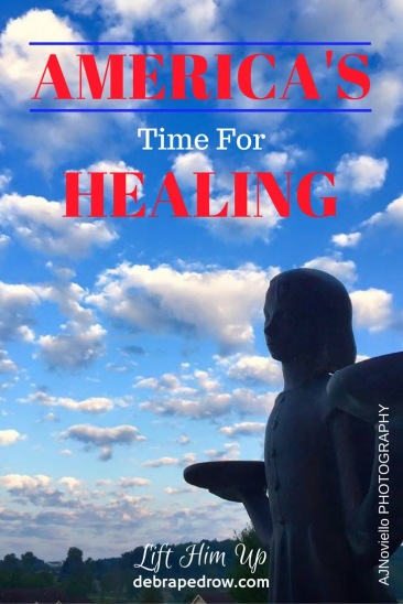 America's time for healing