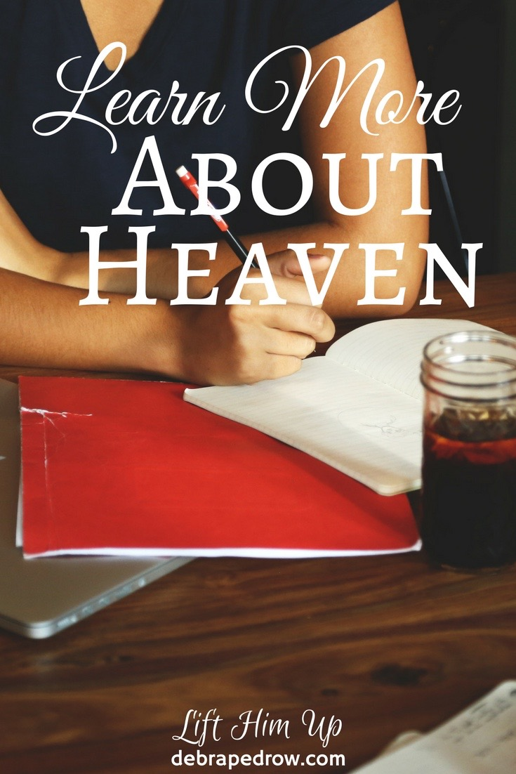 Learn more about heaven