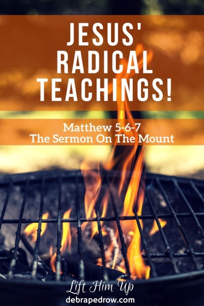 Jesus' radical teachings!