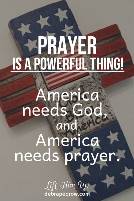 Prayer is a powerful thing!